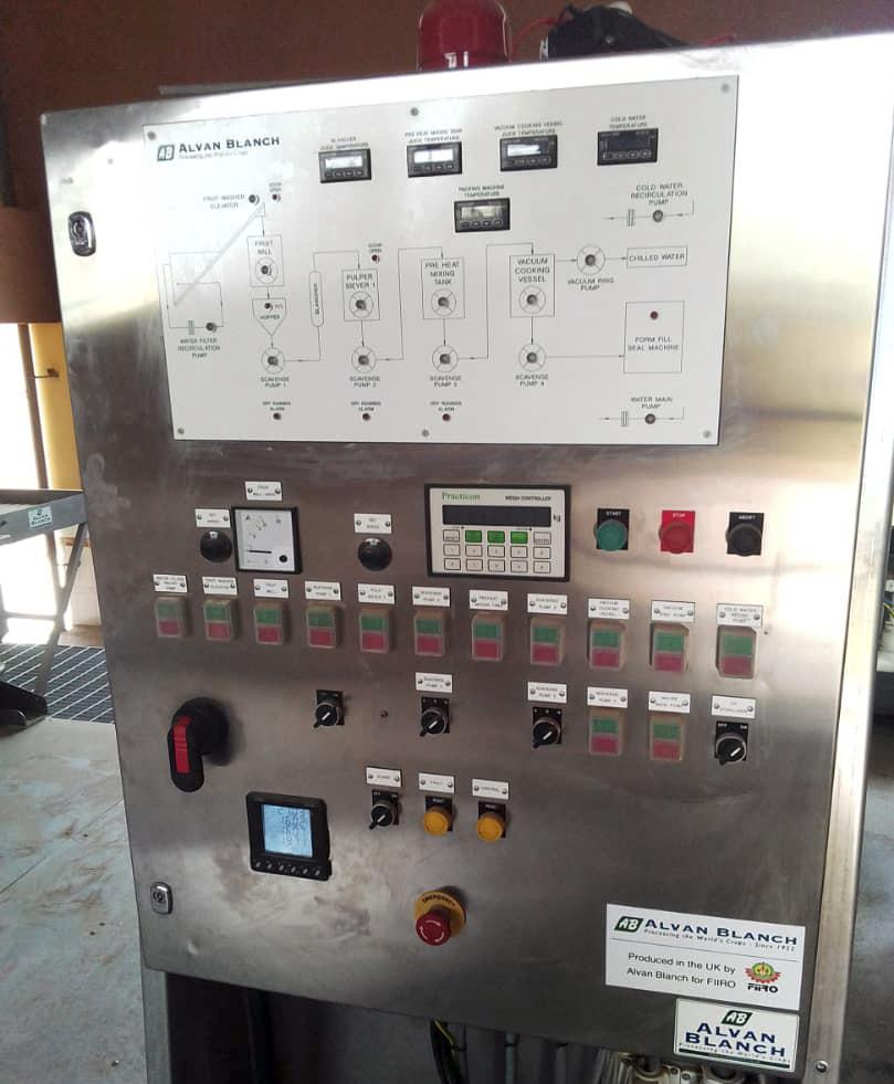 Alvan Blanch Tomato Paste Processing System Nigeria Page 4 Image 0001