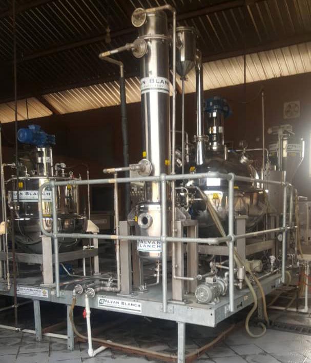 Alvan Blanch Tomato Paste Processing System Nigeria Page 4 Image 0003