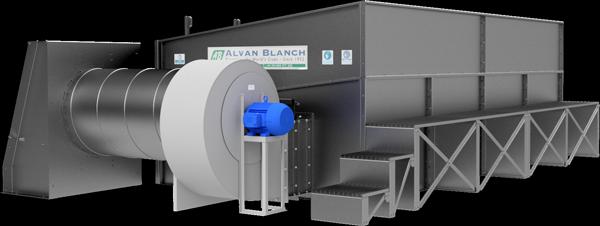 Alvan Blanch BD 5000 Batch Drier 2